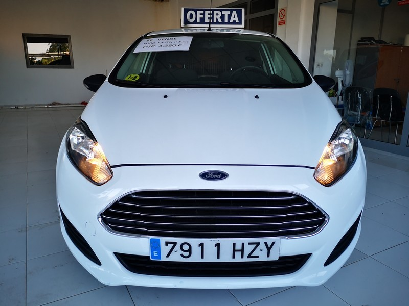 FORD Fiesta 1.5 TDCi  75cv  Trend  Comercial  47