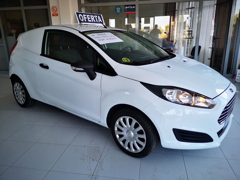 FORD Fiesta 1.5 TDCi  75cv  Trend  Comercial  49