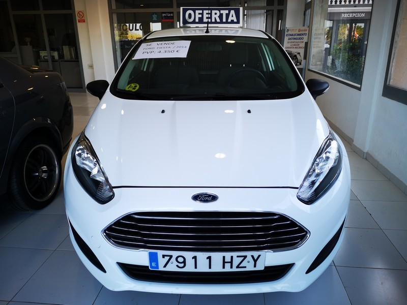 FORD Fiesta 1.5 TDCi  75cv  Trend  Comercial  65