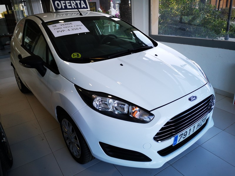 FORD Fiesta 1.5 TDCi  75cv  Trend  Comercial  66