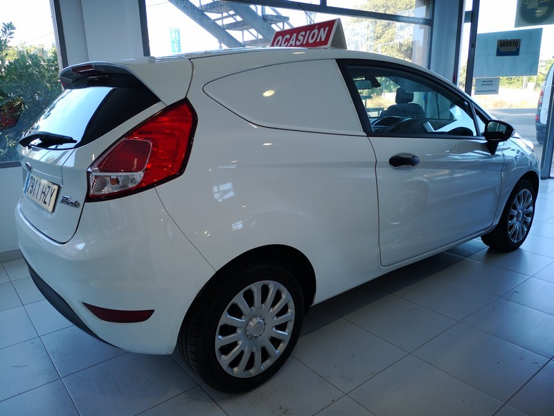 FORD Fiesta 1.5 TDCi  75cv  Trend  Comercial  70